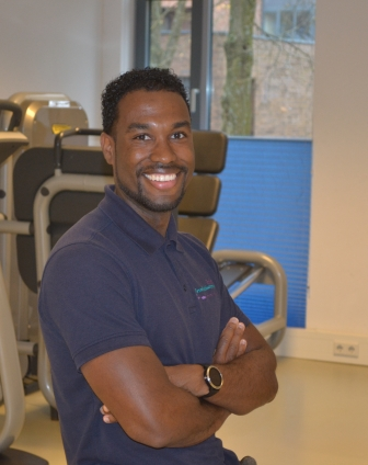 Jermaine van Amson, Medisch fitness instructeur